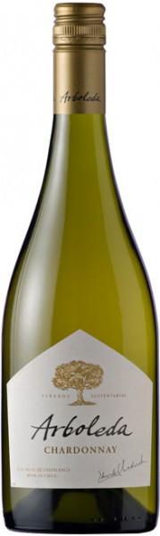 Вино Arboleda Chardonnay 2012