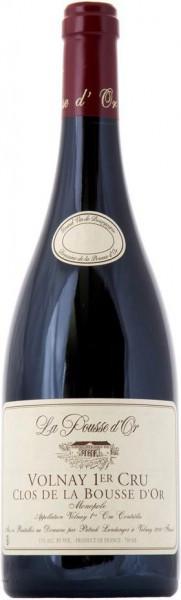 """Вино Domaine de La Pousse d'Or, Volnay 1-er Cru """"Clos de la Bousse d'Or"""" AOC, 2007"""