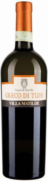 Вино Villa Matilde, Greco di Tufo DOCG, 2014