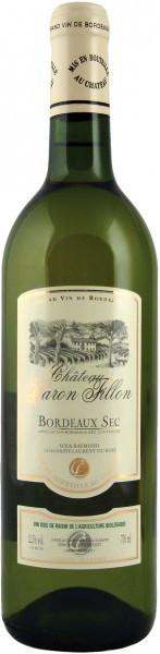 Вино Chateau Baron Fillon Bordeaux AOC, 2010