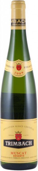 Вино Muscat Reserve AOC 2009