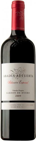 "Вино Abadia Retuerta, ""Seleccion Especial"", 2009"