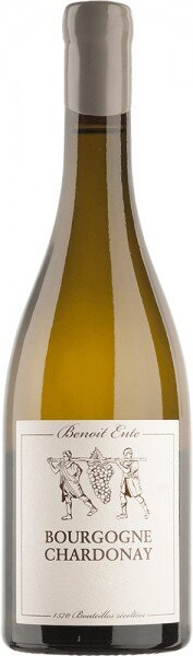 Вино Domaine Benoit Ente, Bourgogne AOC Chardonnay, 2014