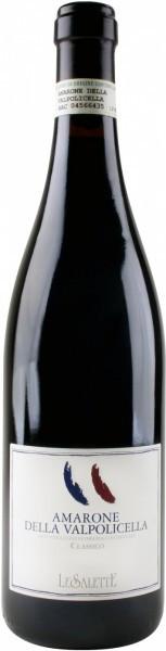 Вино Le Salette, Amarone della Valpolicella DOC Classico, 2011