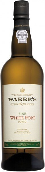 Вино Warre's Fine White Port