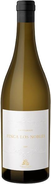 Вино Chardonnay Finca Los Nobles 2007
