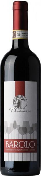 """Вино Di Vi Vine, """"Di Luccio"""" Barolo DOCG, 2010"""