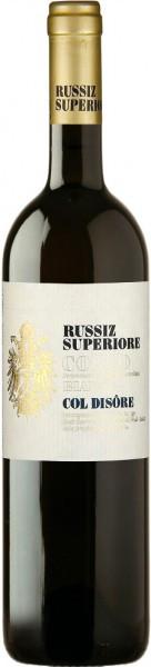 Вино Russiz, Disore Collio Bianco DOC, 2009