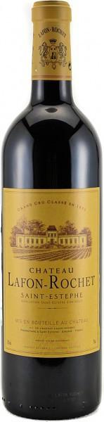 Вино Chateau Lafon-Rochet, St-Estephe AOC 4-me Grand Cru Classe, 2007