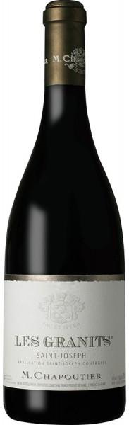 "Вино Saint-Joseph ""Les Granits"", 2011"