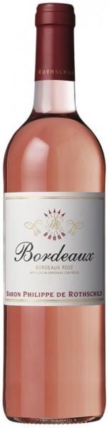 Вино Bordeaux Baron Philippe De Rothschild Rose AOC, 2014