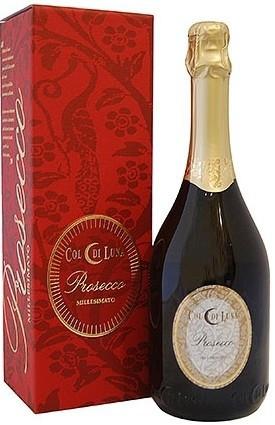 Игристое вино Bellenda Prosecco Col Di Luna, gift box