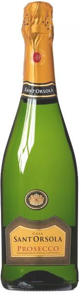 """Игристое вино Fratelli Martini, """"Casa Sant'Orsola"""", Prosecco DOC"""