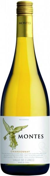 "Вино Montes, ""Reserva"" Chardonnay, Curico Valley, 2014"