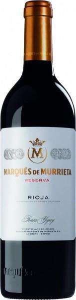 Вино Marques de Murrieta, Reserva, 2010