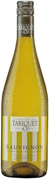 Вино Domaine du Tariquet, Sauvignon, Cotes de Gascogne VDP, 2014