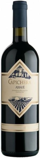 "Вино Capichera, ""Assaje"", Isola dei Nuraghi IGT, 2012"