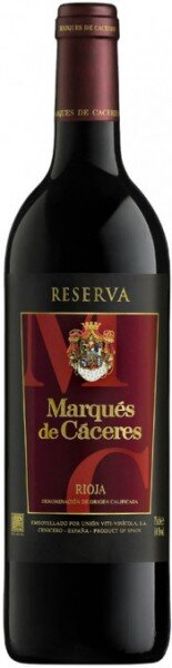 Вино Marques de Caceres, Reserva, 2005
