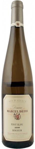 Вино Domaine Marcel Deiss Pinot Blanc Bergheim, 2008
