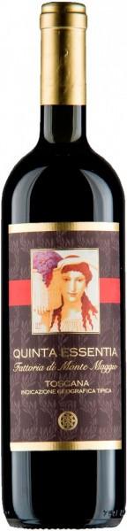 "Вино Montemaggio, ""Quinta Essentia"", Toscana IGT, 2009"