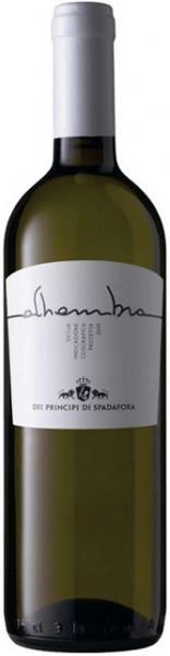 "Вино Azienda Agricola Spadafora, ""Alhambra"" Bianco, 2013"