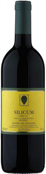 "Вино Poderi del Paradiso, ""Silicum"", Toscana IGT, 2014"
