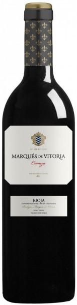 Вино Marques de Vitoria, Crianza, Rioja DO 2014