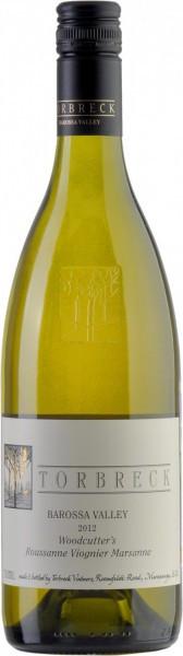 "Вино Torbreck, ""Woodcutter's"" Roussanne-Viognier-Marsanne, 2012"