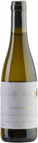 "Вино Alphonse Mellot, Pouilly-Fume ""Par Emmanuelle Mellot"", 2015, 0.375 л"