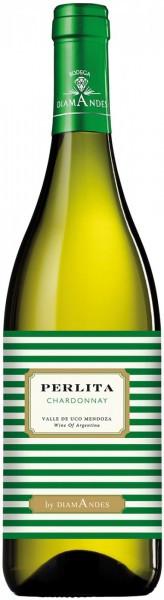 "Вино Diamаndes, ""Perlita"" Chardonnay, 2014"