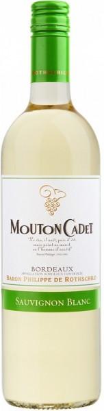 """Вино """"Mouton Cadet"""" Sauvignon Blanc, Bordeaux AOC, 2014"""