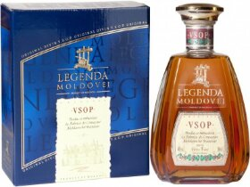 """Коньяк """"Legenda Moldovei"""" VSOP, souvenir box, 0.5 л"""