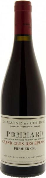 """Вино Domaine de Courcel, Pommard Premier Cru """"Grand Clos des Epenots"""" AOC, 2004"""