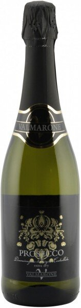 """Игристое вино """"Valmarone"""" Prosecco DOC Extra Dry"""