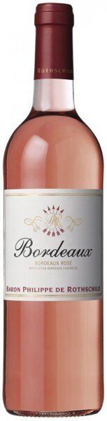 Вино Bordeaux La Baronnie Rose