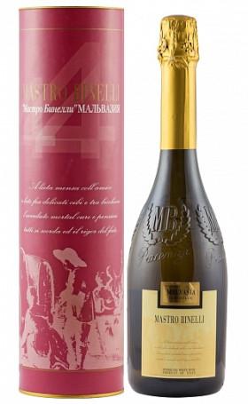 Игристое вино Mastro Binelli Malvasia in tube 0.75л