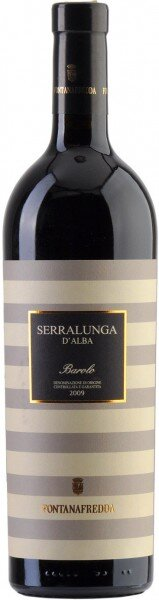 Вино Fontanafredda, Serralunga d'Alba, Barolo DOCG, 2009