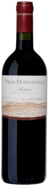 "Вино Argentiera, ""Villa Donoratico"", 2009"