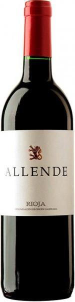 """Вино Rioja DOC """"Allende"""" Tinto, 2009"""