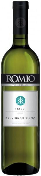 "Вино ""Romio"" Sauvignon Blanc, Friuli Grave DOC, 2016"