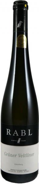 "Вино Rabl, Gruner Veltliner ""Kaferberg"", 2013"