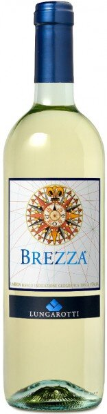 "Вино ""Brezza"", Bianco dell'Umbria IGT, 2016"