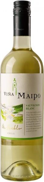 """Вино Vina Maipo, """"Mi Pueblo"""" Sauvignon Blanc, 2016"""