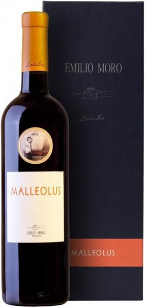 "Вино Ribera del Duero DO, ""Malleolus"", 2013, gift box"
