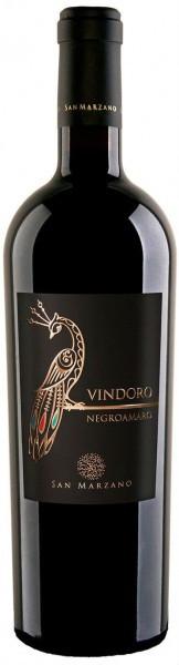"""Вино Feudi di San Marzano, """"Vindoro"""" Negroamaro, Salento IGT, 2012"""