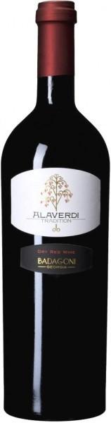 "Вино Badagoni, ""Alaverdi Tradition"", Red"