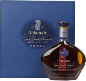 "Коньяк Delamain, ""Extra"", gift box, 0.7 л"