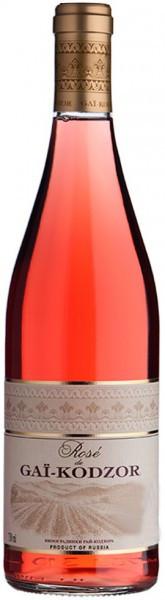 Вино Rose de Gai-Kodzor