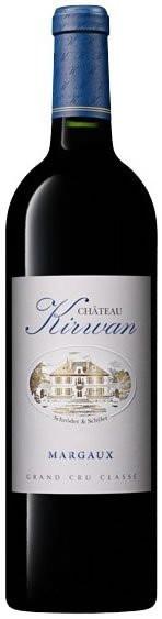 Вино Chateau Kirwan Grand Cru Classe, Margaux AOC, 2012