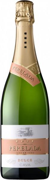 Игристое вино Castillo Perelada, Cava Dulce DO